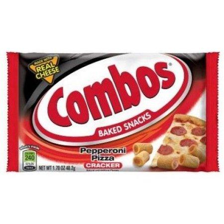 Combos Combos Pepperoni Pizza 48,2 Gram
