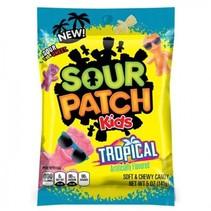 Sour Patch Kids Tropical 141 Gram