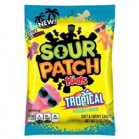 Sour Patch Sour Patch Kids Tropical 141 Gram