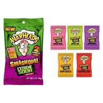 Warheads Extreme SmashUps Hard Candy 56 Gram