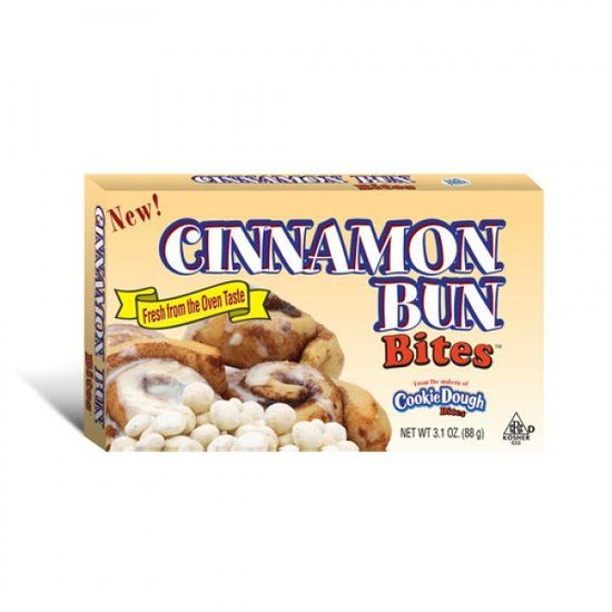 Cookie Dough Cookie Dough Cinnamon Bun Bites 88 Gram