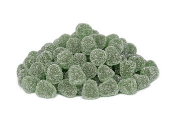 Continental Candy Industries CCI - Menthol Groentjes 1 Kilo