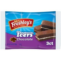 Mrs Freshley's - Icers Chocolate 3-Pack 128 Gram