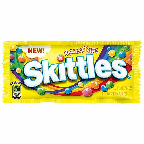 Skittles Skittles - Brightside 56,7 Gram