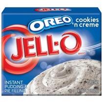 Jell-O - Oreo Cookies 'N Creme 119 Gram