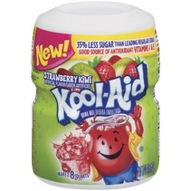 Kool Aid 8QT Strawberry Kiwi 538 Gram