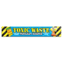 Toxic Waste Nuclear Sludge Chew Bar Blue Raspberry 20 Gram