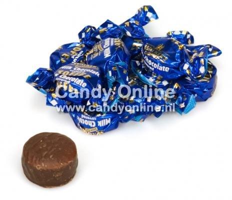 Walkers Walkers Milk Choco Covered Toffees 200 Gram