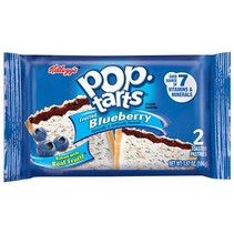 Kellogg's Pop-Tarts Blueberry 104 Gram (2-pack)