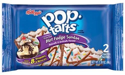 Pop-Tarts Kellogg's Pop-Tarts Hot Fudge Sundae (2-pack)