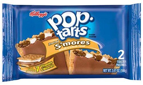 Pop-Tarts Kellogg's - Pop- Tarts - S'Morez (2-pack)