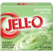 Jell-O - Pistachio Instant Mix 96 Gram