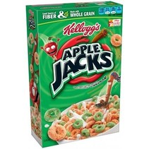 Kellogg's - Apple Jacks 286 Gram