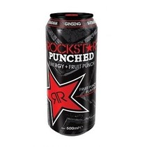 Rockstar Energy Punched Fruit 500ml 12 Blikken
