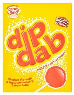 Overige Candyland Dip Dab 23 Gram