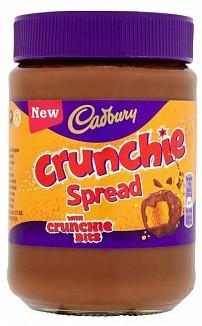 Cadbury Cadbury Crunchie Spread 400 Gram