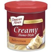 Duncan Hines - Butter Cream Frosting 454 Gram