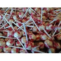 Candyman Salmiak Knotsen 8 losse stuks