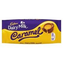 Cadbury Dairy Milk Caramel 120 Gram