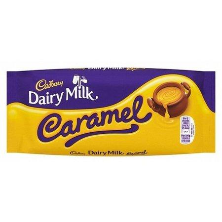 Cadbury Cadbury Dairy Milk Caramel 120 Gram