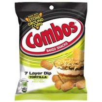 Combos 7 Layer Dip Tortilla 178 Gram