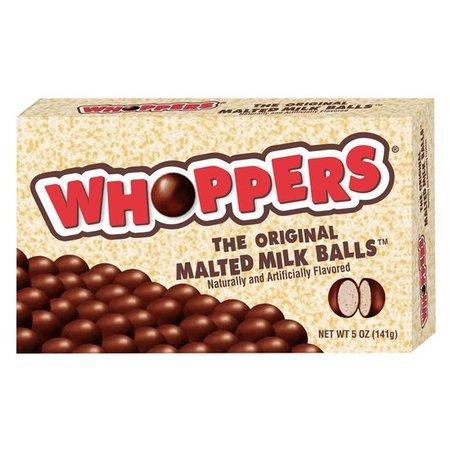 Whoppers Original Theatre Box 141 Gram