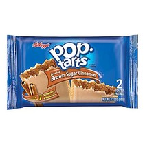 Kellogg's - Pop-Tarts - Frosted Brown Sugar Cinnamon 104 Gram