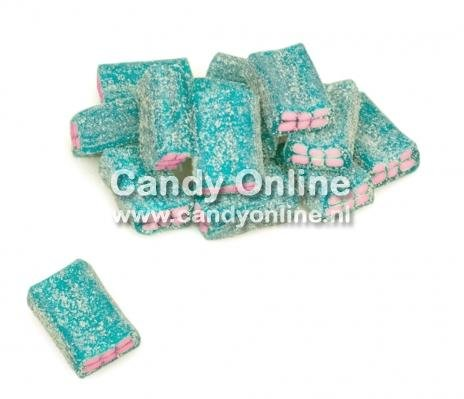 Fini Fini - Bubble Gum Bricks 1 Kilo