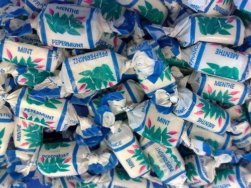 De Bron De Bron - Pepermunt Toffees Suikervrij 1 Kilo