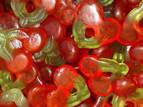 De Bron De Bron - Winegum Kersen Suikervrij 1 Kilo