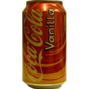 Coca Cola Coca Cola Vanilla 355ml
