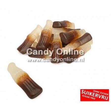 De Bron De Bron - Cola-Gums Suikervrij 200 Gram