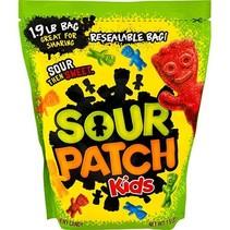 Sour Patch Kids 862 Gram