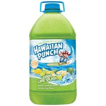 Hawaiian Lemon Lime Splash 3,78 Liter