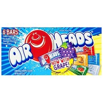 Airheads 6 Flavour Selection Videobox 93,6 Gram