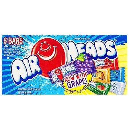 Airheads Airheads 6 Flavour Selection Videobox 93,6 Gram
