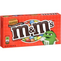 M&M's Peanut Butter Videobox 90,7 Gram