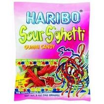 Haribo - Sour S'ghetti 142 Gram