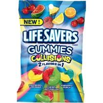Lifesavers Gummies Collisions 198 Gram
