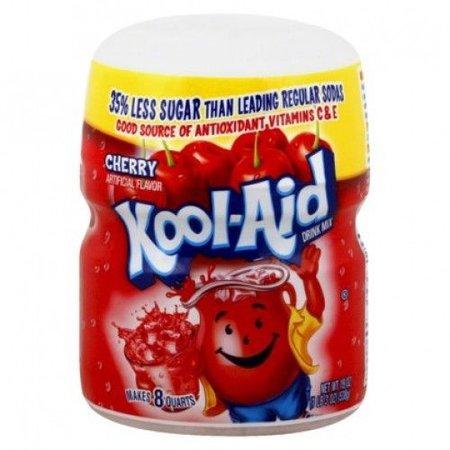 Kool Aid Kool Aid 8QT Cherry 538 Gram