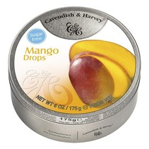Cavendish & Harvey Mango Sugar Free 175 Gram