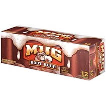 Mug Root Beer 355ml 12 Blikjes