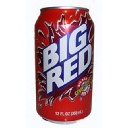 Big Red Big Red 355ml
