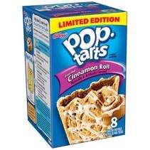 Kellogg's - Pop Tarts - Cinnamon Roll 399 Gram