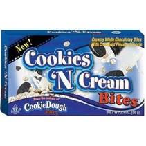 Cookie Dough - Cookies Creme Bites 88 Gram