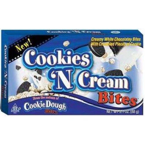 Cookie Dough Cookie Dough - Cookies Creme Bites 88 Gram