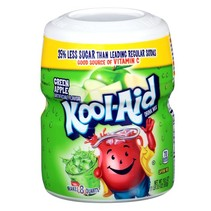 Kool Aid 8QT Green Apple 538 Gram