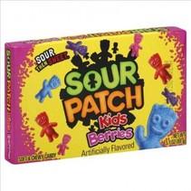 Sour Patch Berries Videobox 88 Gram
