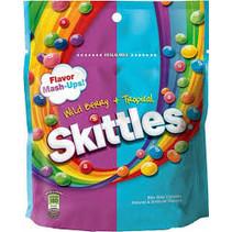 Skittles - Mash Ups Peg Bag 204,1 Gram