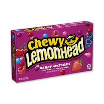 Ferrara Pan - Lemonheads Berry Awesome Videobox 142 Gram